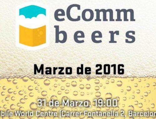 Sí, sí, ya tenemos aquí un nuevo eComm&Beers
