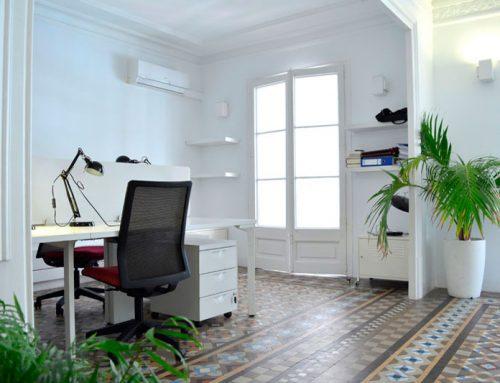 Cómo convertir tu oficina en un espacio de inspiración y productividad