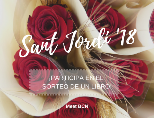 Sorteo de Sant Jordi 2018: el mejor regalo es literatura