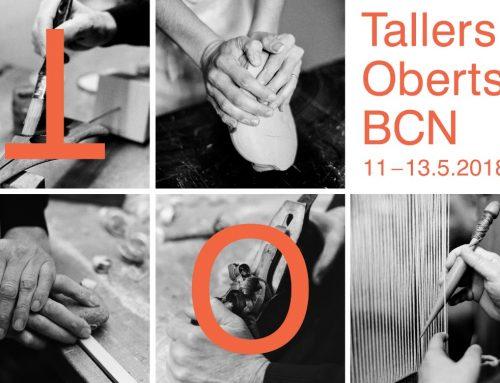 Tallers Oberts BCN 2018: los artistas de la ciudad te invitan a visitar sus talleres
