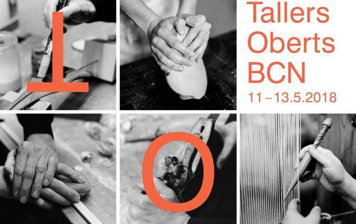 Tallers Oberts BCN 2018