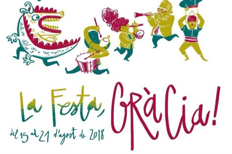 Festa Major de Gràcia 2018