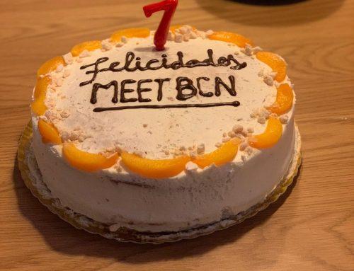 ¡Meet BCN cumple 7 años!