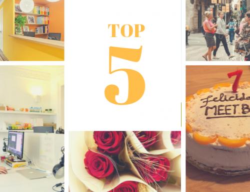 El top 5 de los posts del 2018: ¡lo mejor de lo mejorcito!