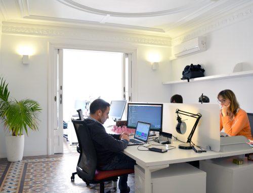 Todos los espacios de coworking deberían tener su propia personalidad