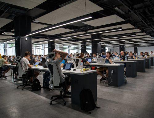 ¿Por qué todos los espacios de coworking deberían estar distribuidos en salas?