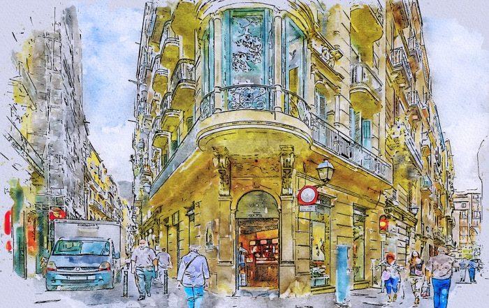 tiendas históricas barcelona
