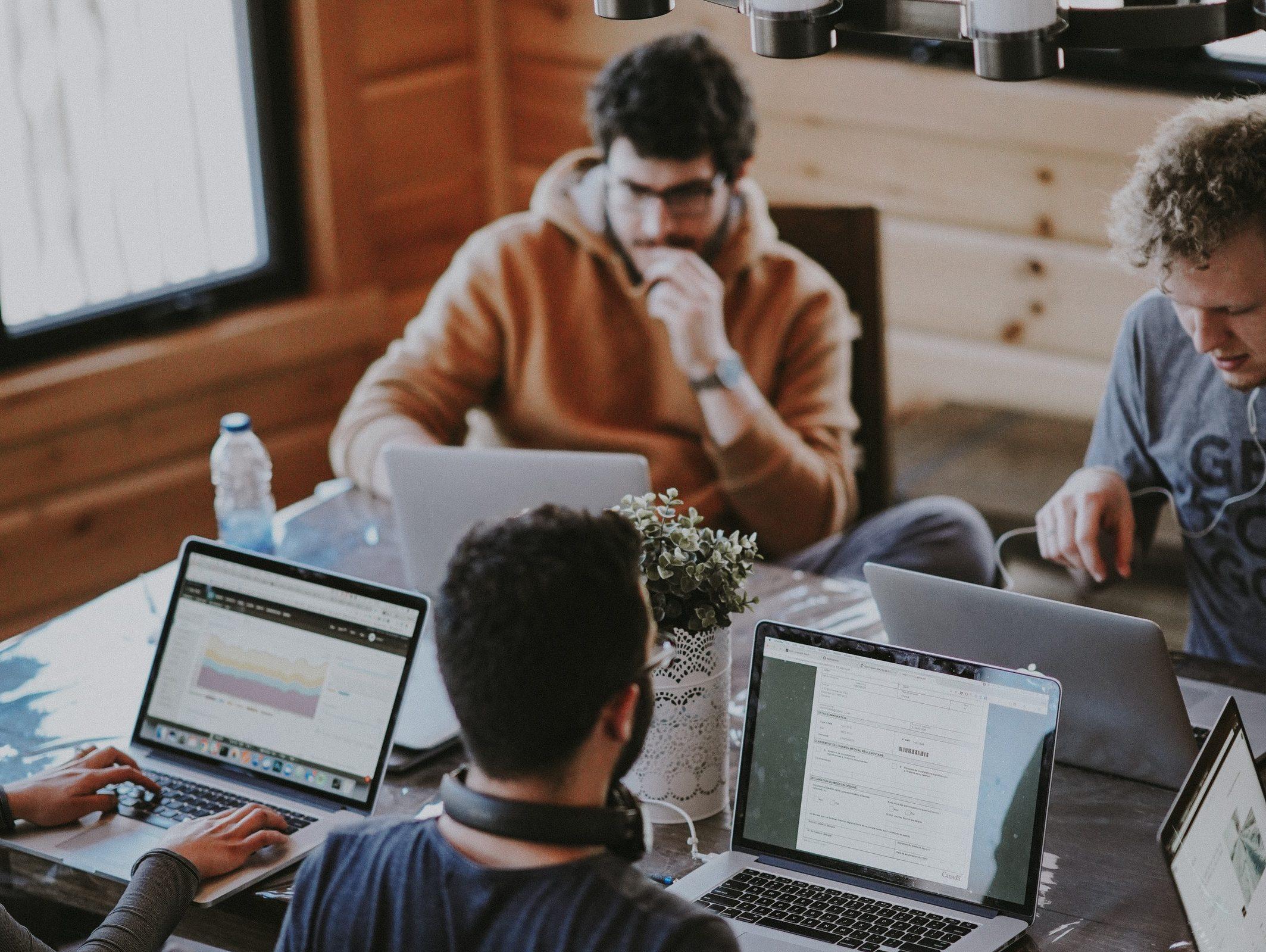 comunidad emprendedores