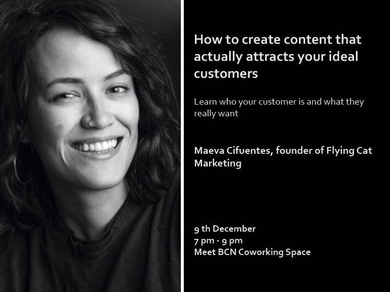 create content workshop meet bcn