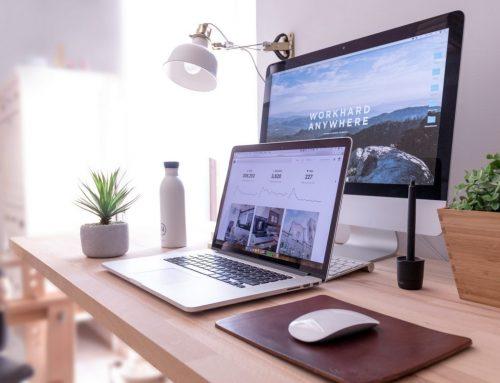 Aprovecha el coworking en casa