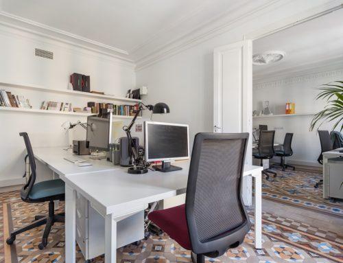 Si buscas un despacho privado, no renuncies a tenerlo en un coworking