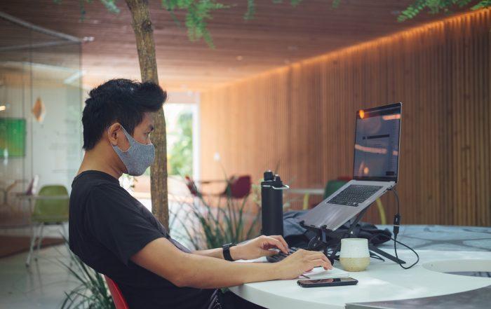 Coworking y coronavirus