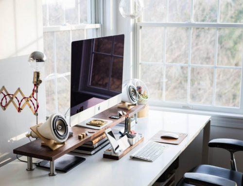 Accesorios de oficina que mejorarán tu bienestar laboral